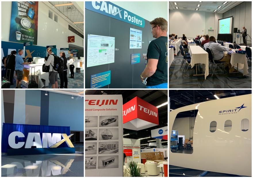 2019 CAMX conference in Anaheim, CA, U.S.A.