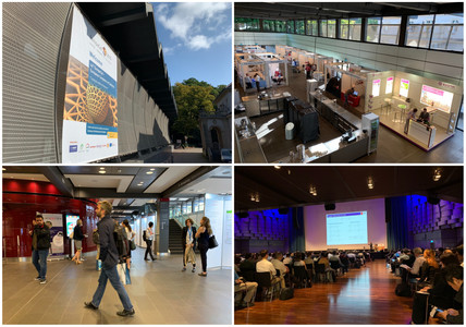 EuropaCat 2019 Conference in Aachen, Germany