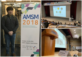 AMSM 2018 Conference in Daejeon