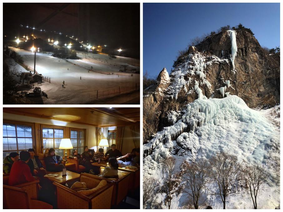 2018 ME Prof. Workshop in Mt. Gangcheon & Muju