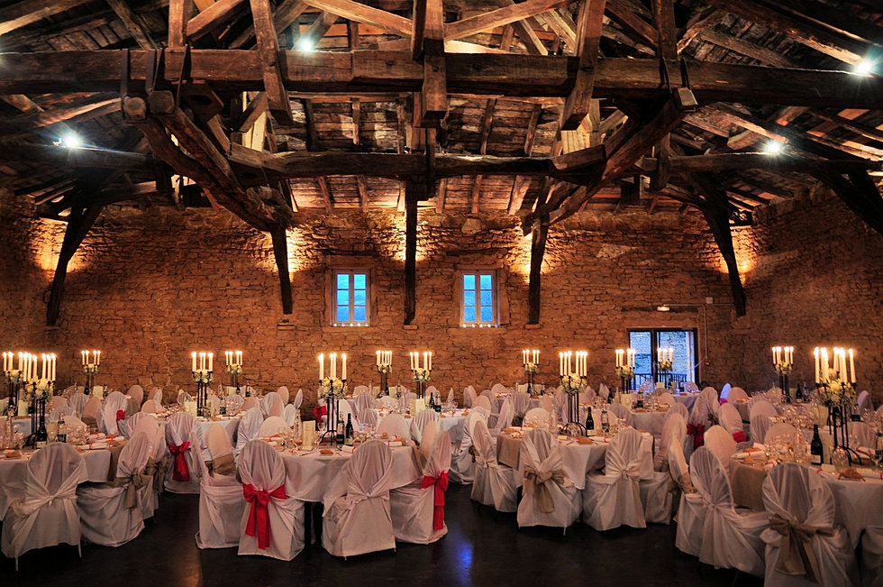 la salle de rception de mariage - Salle Mariage Beaujolais