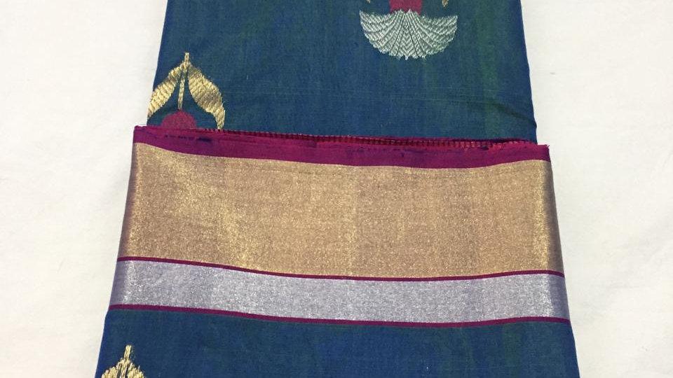 Gorgeous Handwoven Chanderi