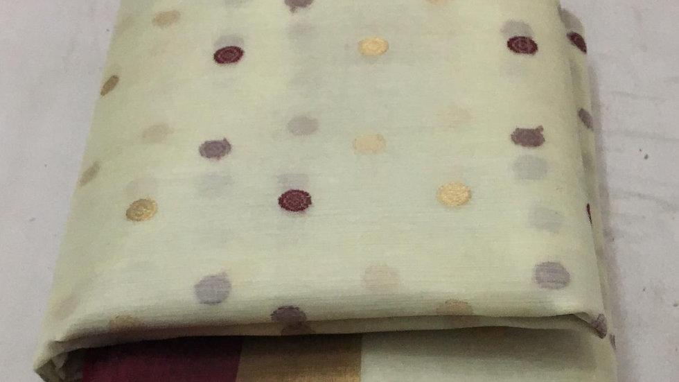 Chanderi Silk Handloom Saree