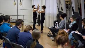 Comienzo del Curso de Formación de Profesores de Pilates en Madrid en Octubre de 2017