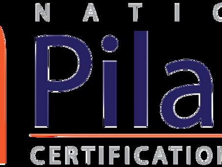 Examen de National Pilates Certification Program, antes PMA Certification Program