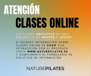 Nature Pilates - Clases de Pilates On-Line