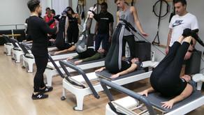 Comienzo del Curso de Formación de Profesores de Pilates en Madrid en Octubre de 2018