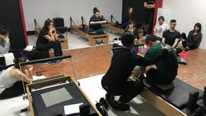 Comienzo del Curso de Formación de Profesores de Pilates en Bilbao en Enero de 2019