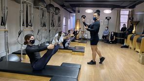 Comienzo del Curso de Formación de Pilates en Madrid en Octubre de 2021