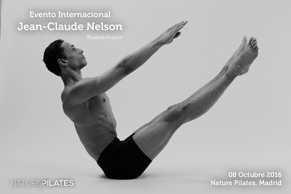Jean Claude Nelson en Nature Pilates