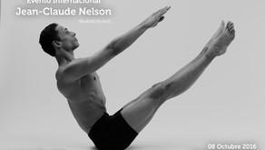 Jean-Claude Nelson en NATURE PILATES, Madrid, el 08 de Octubre de 2016