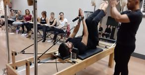 Comienzo del Curso de Formación de Profesores de Pilates en Madrid en Febrero de 2020