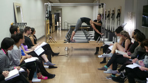 Comienzo del Curso de Formación de Profesores de Pilates en Madrid en Febrero 2017