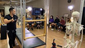 Comienzo del Curso de Formación de Pilates en Madrid en Febrero de 2021