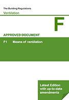 Part F ventilation Building Regulations.