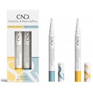 CND SolarOil and Rescue Rxx Pen Duo