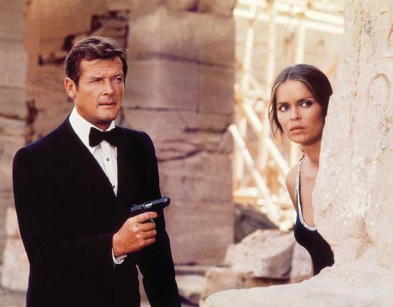 The real Mr Bond........