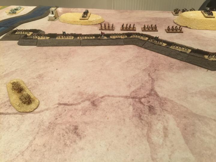 Battle of Tel-El-Kebir a la 10mm style!