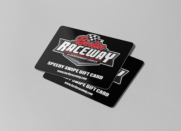 Speedy Swipe Gift Card