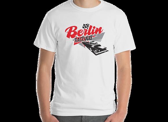 Berlin Retro T-Shirt - White