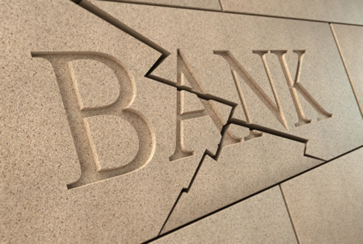 Banks at Risk of Collapse Amid Expected Mass Defaults