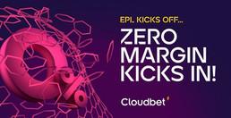 Cloudbet Offers Zero-Margin English Premier League Betting