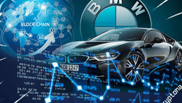 BMW Driving Blockchain Expansion in Auto Industry