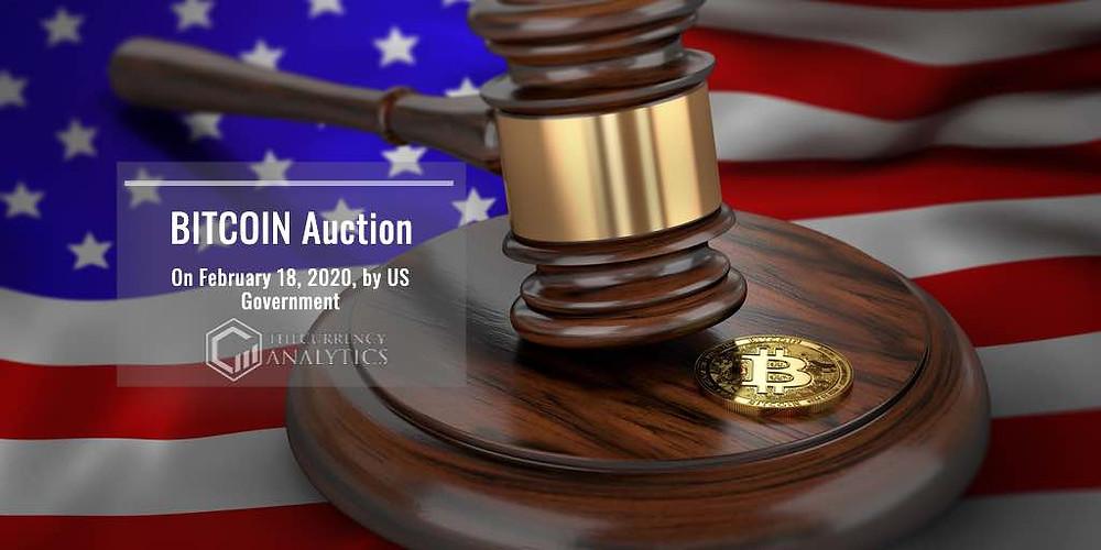 $40M Bitcoin Auction Next Week May Cause a Bitcoin Flash Crash, Data Shows