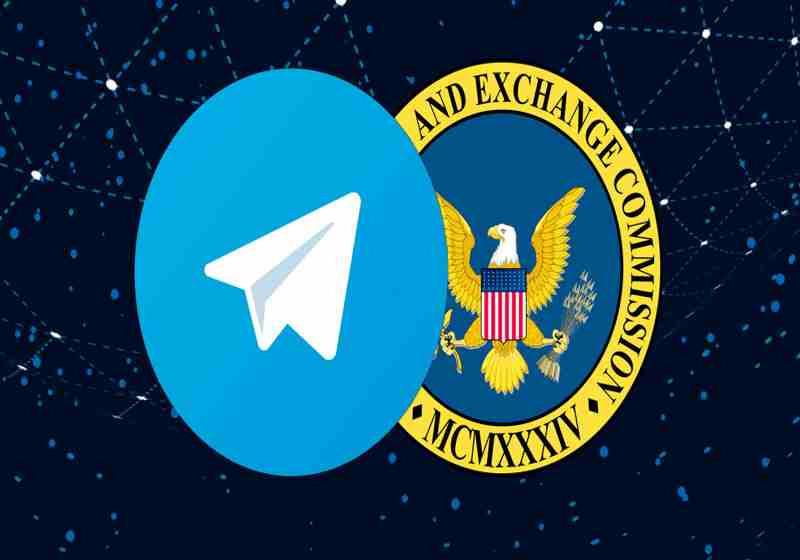 SEC Calls Out Status of Telegram's TON