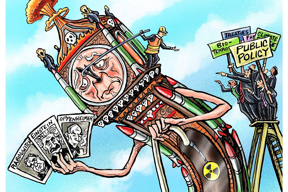 Doomsday Clock Nears Midnight, Time To Buy Bitcoin?
