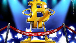 Institutions are Pouring $57.8M into Bitcoin Each Week, New Report Reveals