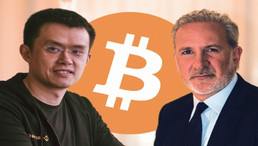 Peter Schiff's Constant Criticism Is Actually Good For Bitcoin – Binance CEO Zhao