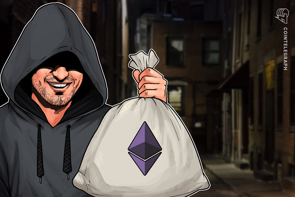 $188 Million PlusToken Moves Its ETH Stash for the First Time Since December