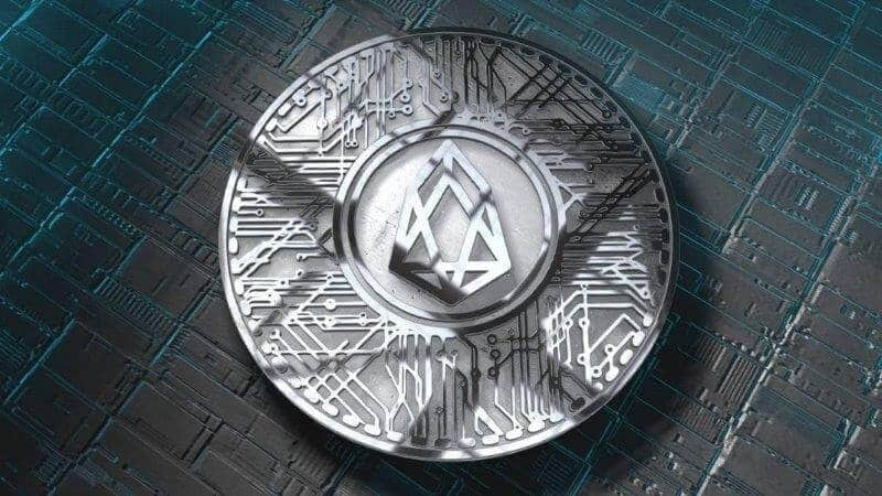 EOS price falls by over 10%