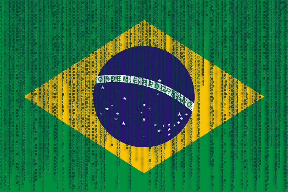 Alibaba Files for a Blockchain Transaction System in Brazil