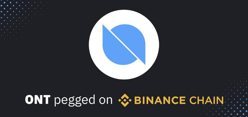 Binance Adds 1:1 Ontology-Pegged Asset to Binance Chain