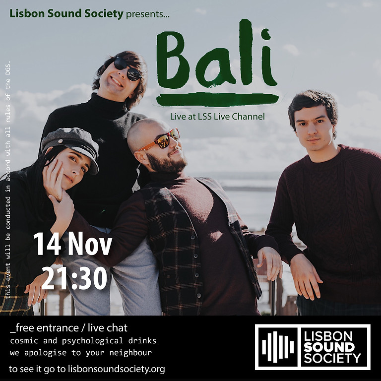 Bali Live @ LSS Live channel