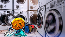 More Than $1.4 Billion of Laundered Money Has Moved Onto Crypto Exchanges This Year