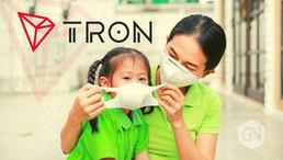 TRON Foundation Comes Forward to Help People Fight Coronavirus