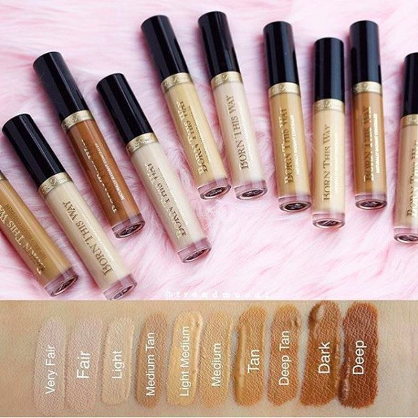 Anti Cerne Born This Way Too Faced Fanida Beauty