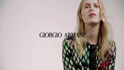 "Giorgio Armani ""Atelier D'Artistes"" digital campaign SS19"