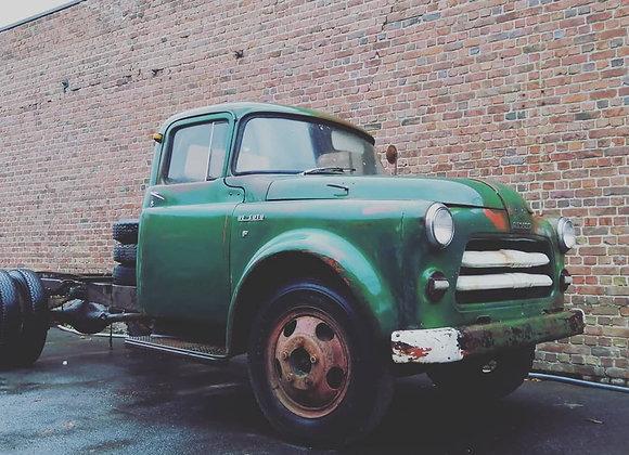 Desoto truck 1955