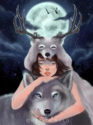 Wolf Child (Commission)