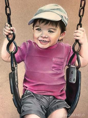 Child (Commission), 2017