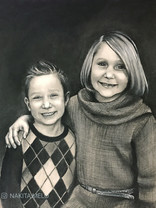 Siblings (Commission), 2016