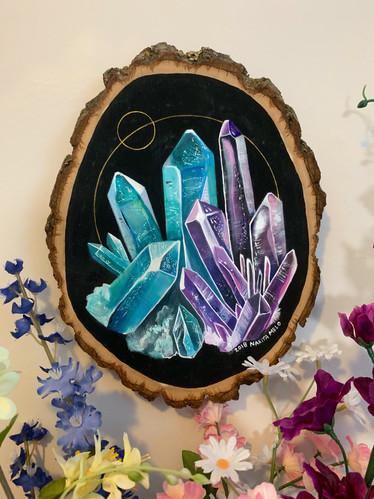 Crystal Paintings