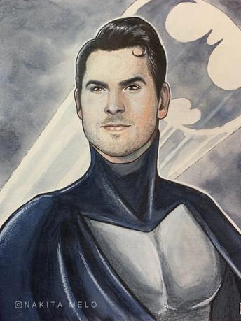 Batman (Commission), 2019