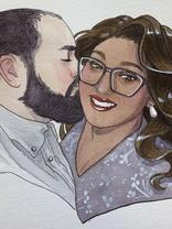 Couple (Commission) 2019
