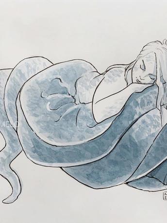 Snake, 2020