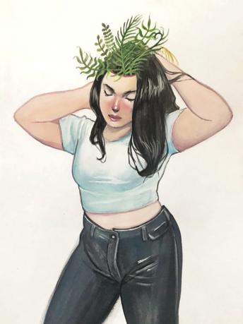 Self Portrait, 2018